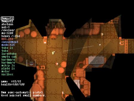 Teleglitch: Die More Edition скриншот