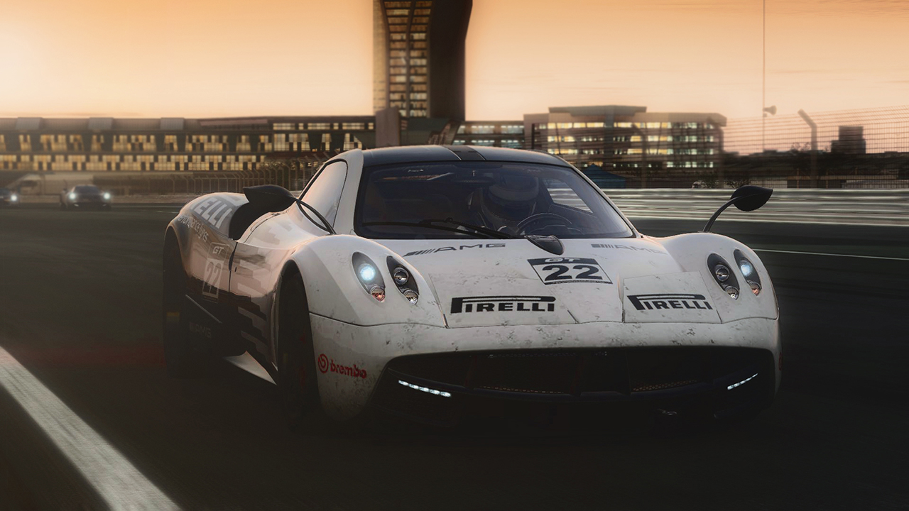The new Project CARS Multiplayer trailer just released