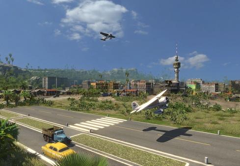 Скриншот №2 к Tropico 3