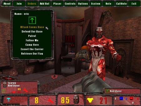 Quake III Arena (1999) скриншот