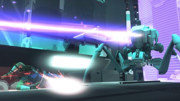 STRIDER скриншот