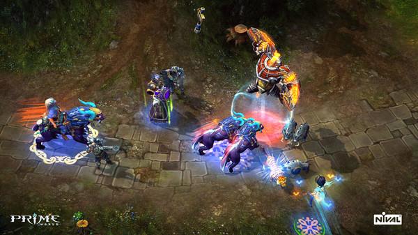 Prime World скриншот