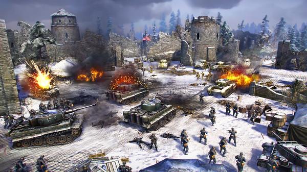Скриншот №4 к Blitzkrieg 3