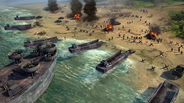 Скриншот №3 к Blitzkrieg 3