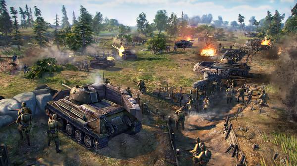 Скриншот №2 к Blitzkrieg 3