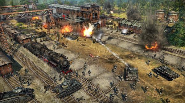 Скриншот №1 к Blitzkrieg 3