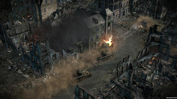 Скриншот №8 к Blitzkrieg 3