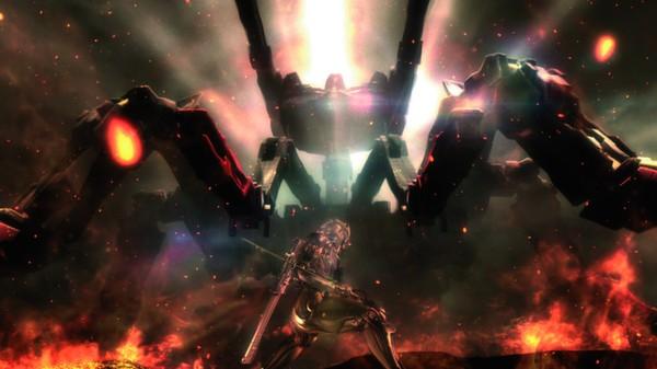 Metal Gear Rising: Revengeance (Metal Gear Raiden) скриншот