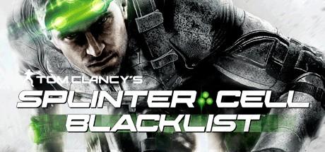 Tom Clancy's Splinter Cell Blacklist Cover Image