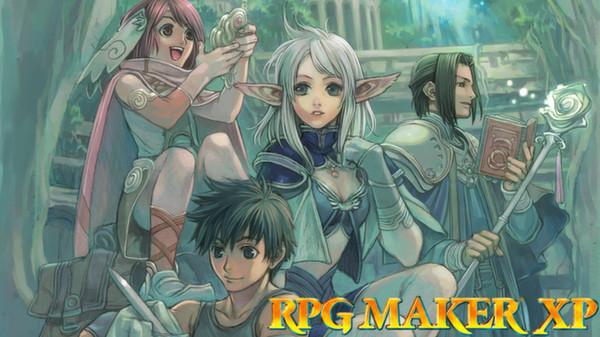 KHAiHOM.com - RPG Maker XP