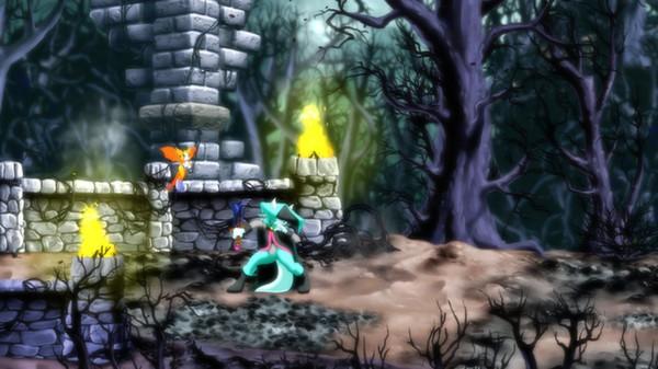 Скриншот №7 к Dust An Elysian Tail