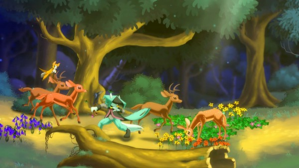 Скриншот №1 к Dust An Elysian Tail