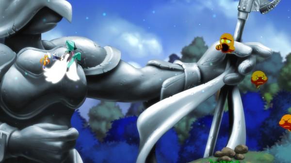 Скриншот №3 к Dust An Elysian Tail