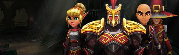Dungeon Defenders II - Imagem 2 do software