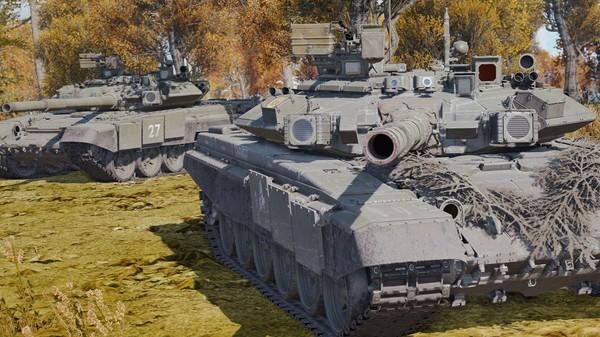 Скриншот №5 к War Thunder