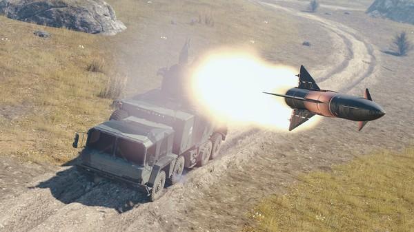 War Thunder скриншот