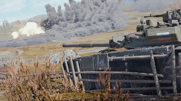 Скриншот №10 к War Thunder