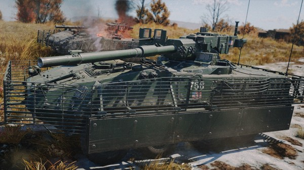 Скриншот №12 к War Thunder