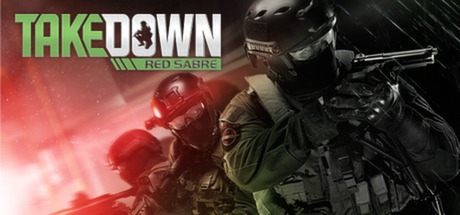 Takedown: Red Sabre Cover Image