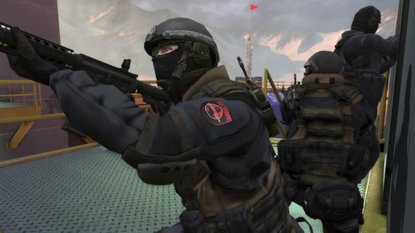 скриншот Takedown: Red Sabre 1