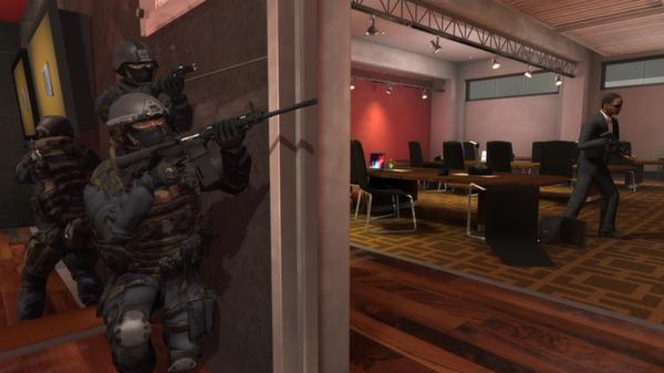 скриншот Takedown: Red Sabre 5