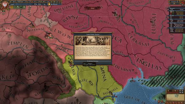 Europa Universalis IV скриншот