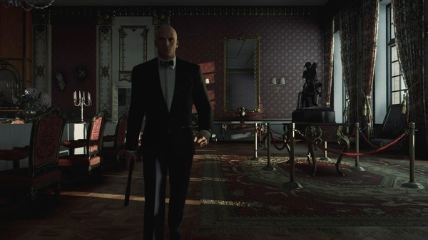 HITMAN v1.0-v1.10.0 Plus 10 Trainer-FLiNG