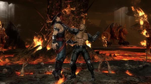 скриншот Mortal Kombat Komplete Edition 3