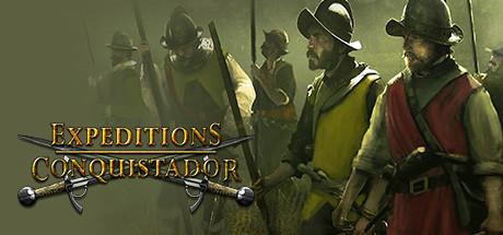 Expeditions: Conquistador Cover Image