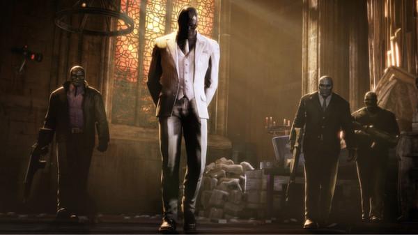 скриншот Batman: Arkham Origins - Initiation 4