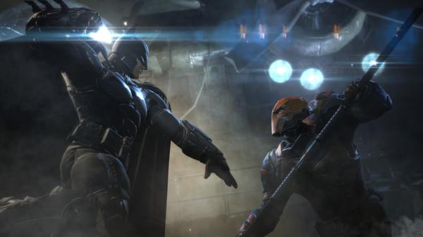 Скриншот №1 к Batman Arkham Origins - New Millennium Skins Pack