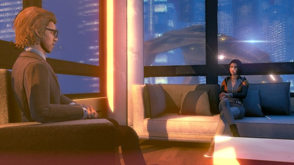 Скриншот №34 к Dreamfall Chapters
