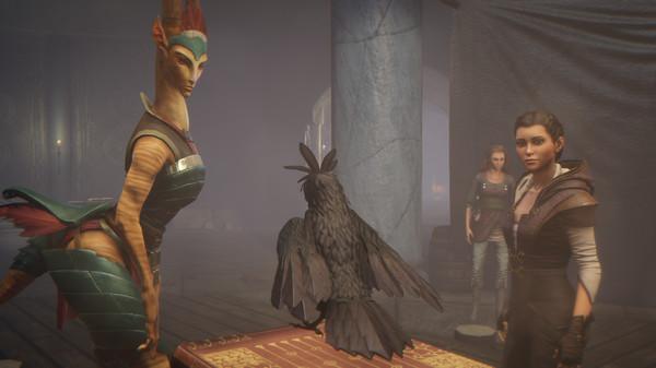 Скриншот №30 к Dreamfall Chapters