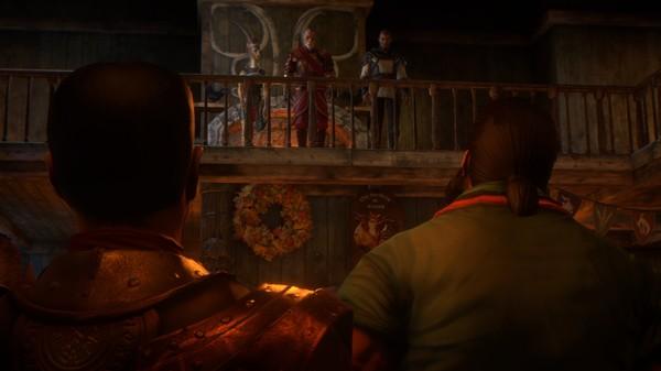 Скриншот №36 к Dreamfall Chapters