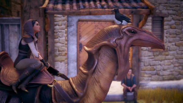 Скриншот №12 к Dreamfall Chapters