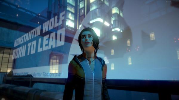 Скриншот №27 к Dreamfall Chapters