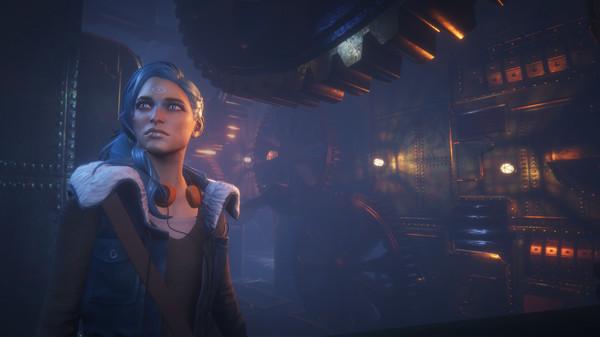 Скриншот №2 к Dreamfall Chapters
