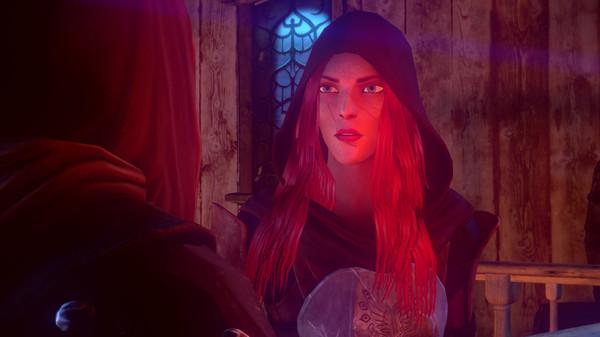 Скриншот №32 к Dreamfall Chapters