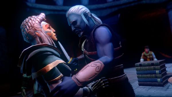 Скриншот №7 к Dreamfall Chapters