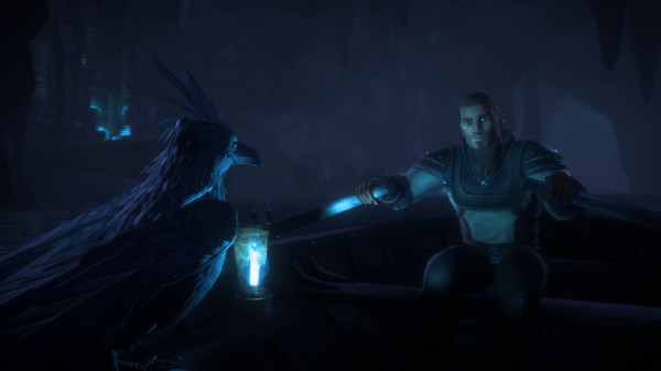 Скриншот №8 к Dreamfall Chapters