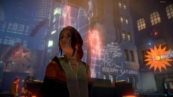 Скриншот №33 к Dreamfall Chapters