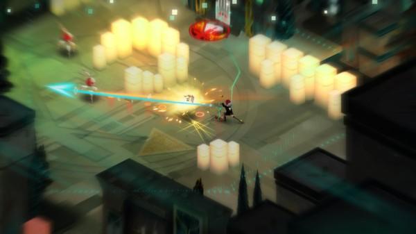 Transistor скриншот