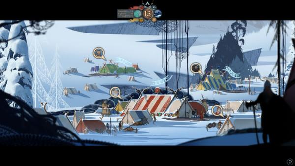 Скриншот №5 к The Banner Saga