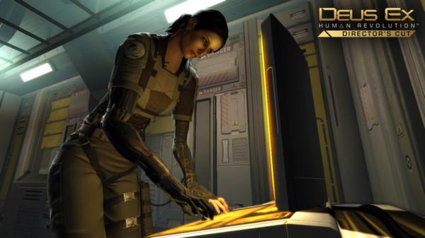 Скриншот №8 к Deus Ex Human Revolution - Directors Cut