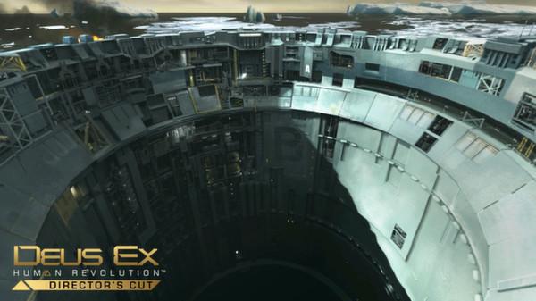 Скриншот №5 к Deus Ex Human Revolution - Directors Cut