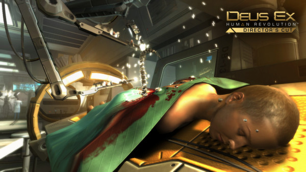 Скриншот №2 к Deus Ex Human Revolution - Directors Cut