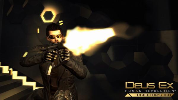 Скриншот №4 к Deus Ex Human Revolution - Directors Cut
