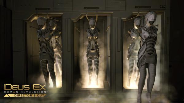 Скриншот №9 к Deus Ex Human Revolution - Directors Cut