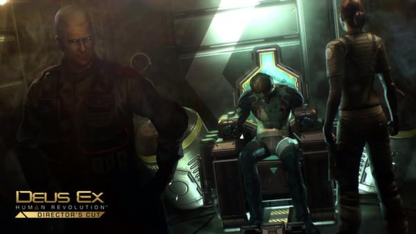Скриншот №3 к Deus Ex Human Revolution - Directors Cut