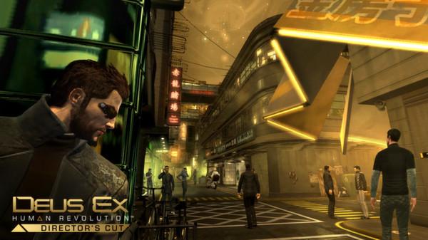 Скриншот №6 к Deus Ex Human Revolution - Directors Cut
